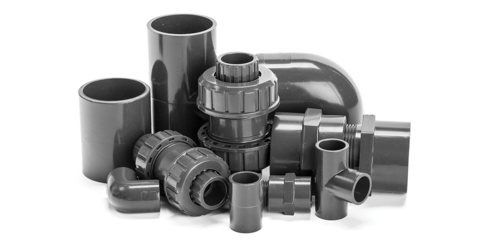 ПВХ трубы для водопроводов и канализационных систем